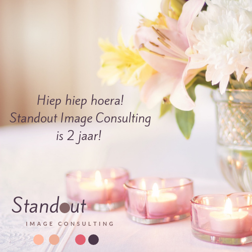 Standout Image Consulting is jarig!